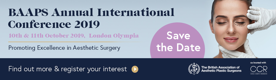 Meeting Programme | The British Association of Aesthetic Plastic